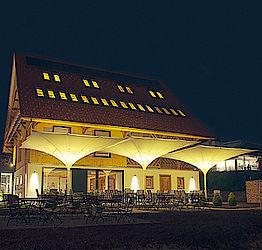 Mdt Schirme gastronomielösungen - mdt schirm-architektur